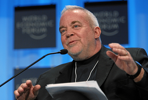 Rethinking Values in the Post-Crisis World: Jim Wallis