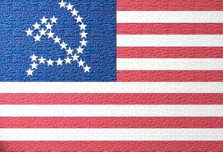 United Socialist States Of America Flag