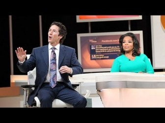Osteen and oprah