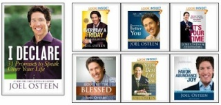 osteen's book covers