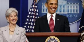 sebelius and obama