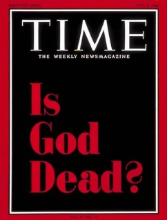 1966 Is God Dead Time cover