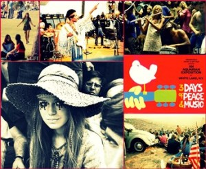 woodstock collage