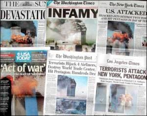 9-11 headlines