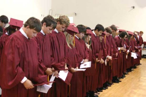 banned graduation prayer