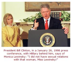Clinton scandal
