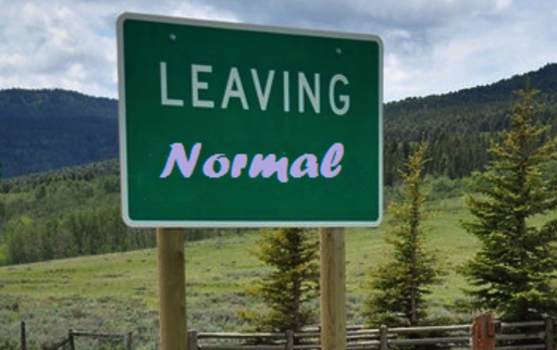 Leaving-Normal