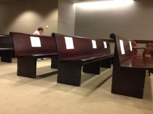 empty seats gosnell14